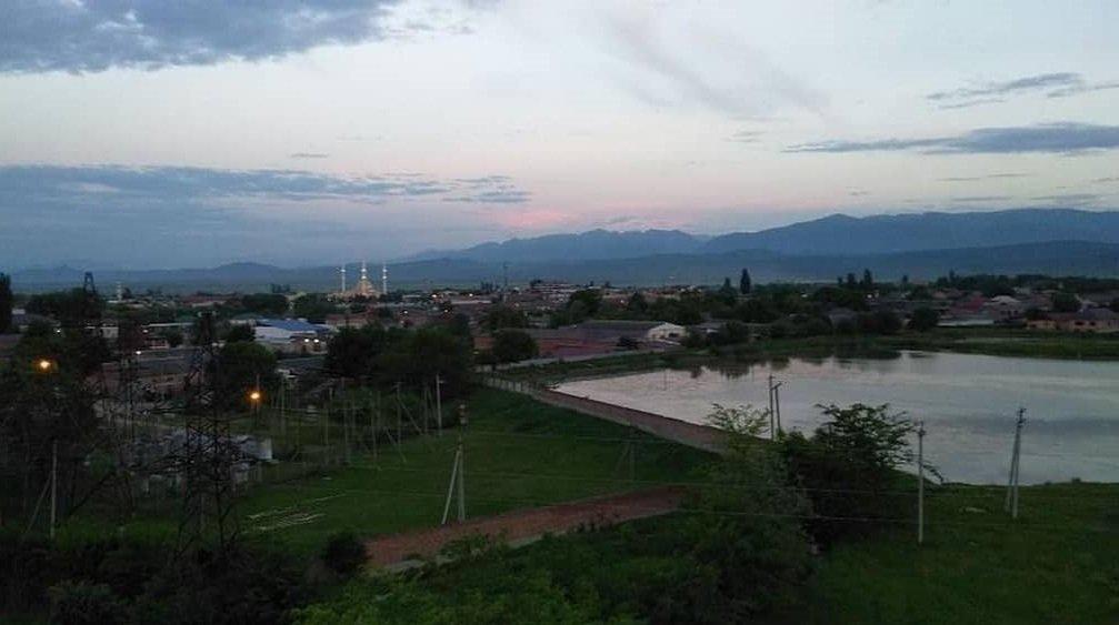 Ачхой-Мартан-климат