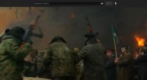 боевики в фильме о чеченской войне