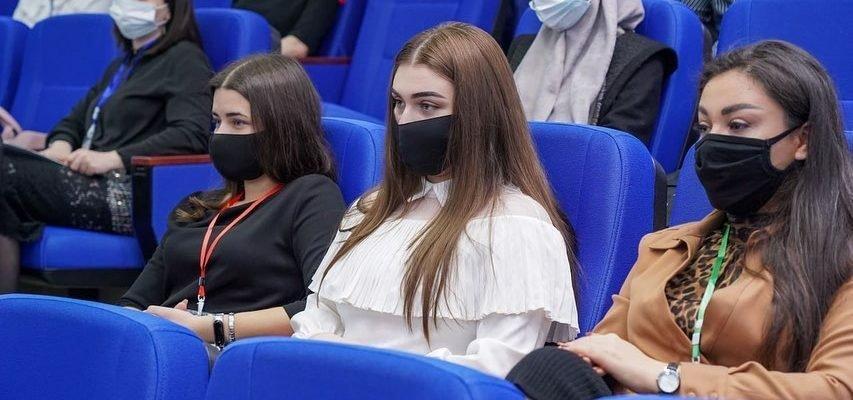 Chechen Girl Grozny