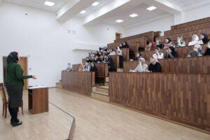 В ЧГПУ состоялся диктант по немецкому языку - «Tolles Diktat – 2021»