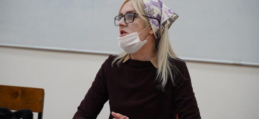Кульсум Ахмедова