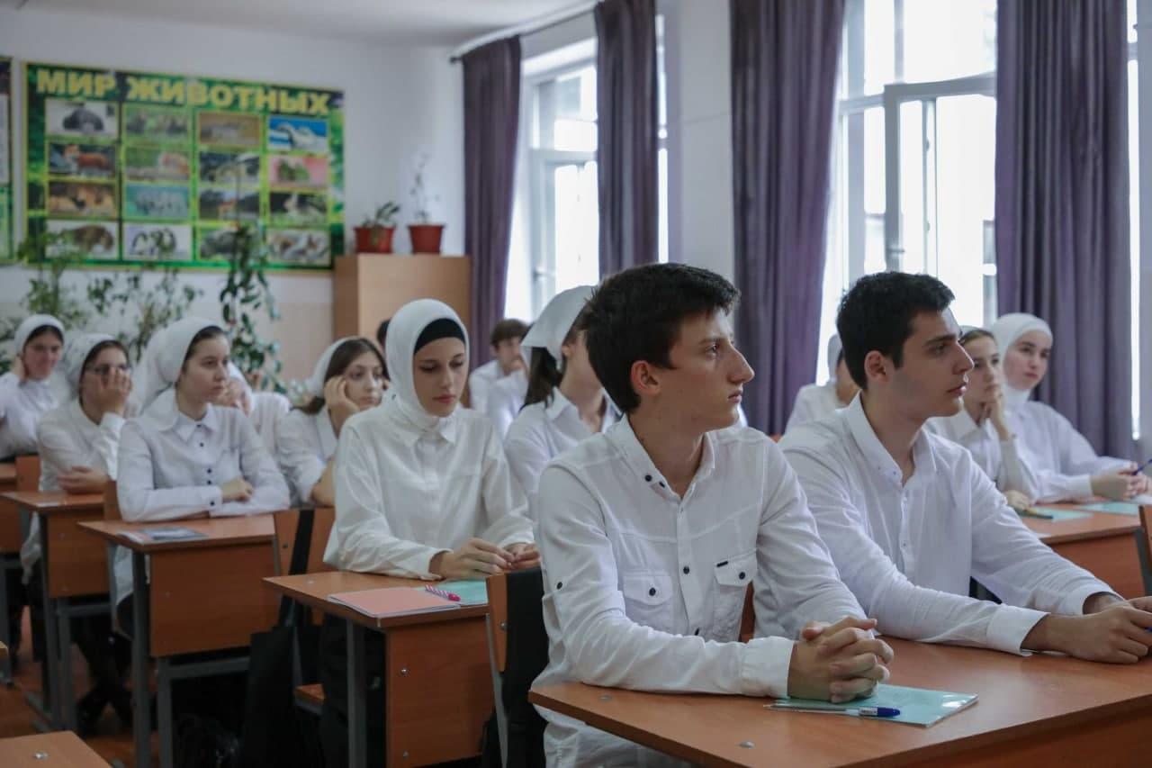 ЧГПУ принял участие в Просветительском марафоне «Новое Знание»